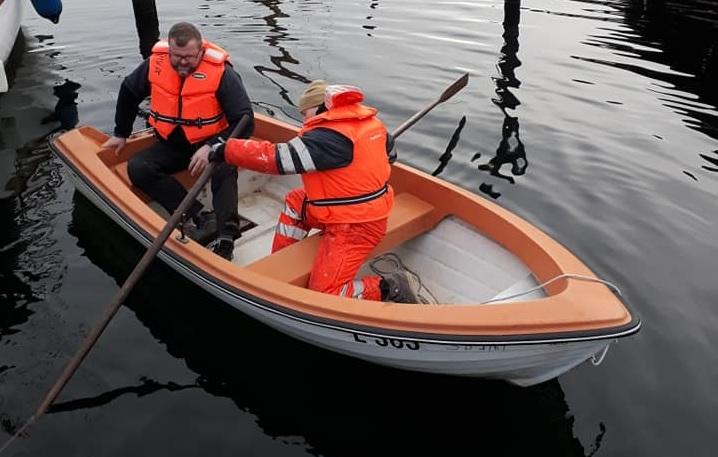 Skibet træskib båd sejlads jolle 7